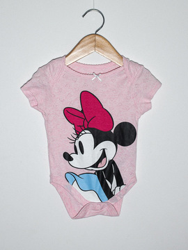 Body Rosa Minnie Primark