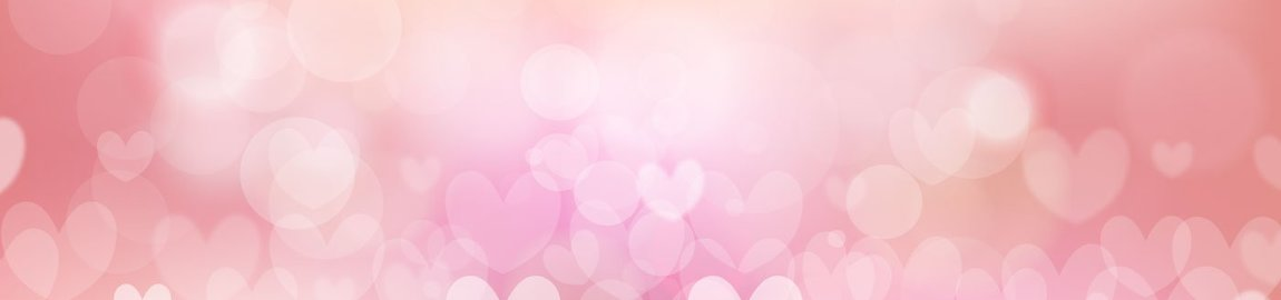 Dd beautiful bokeh hearts background preview