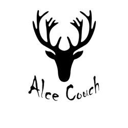 Logomarca   alce couch.